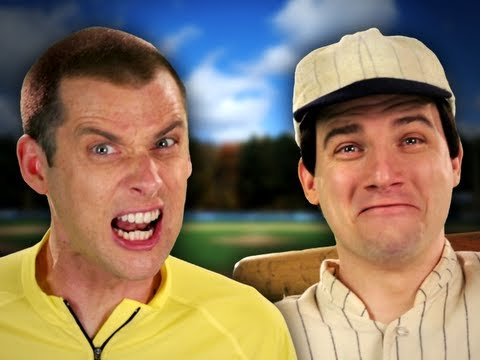 Babe Ruth vs Lance Armstrong. Epic Rap Battles of History.