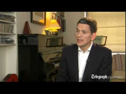 David Miliband explains decision to quit as MP