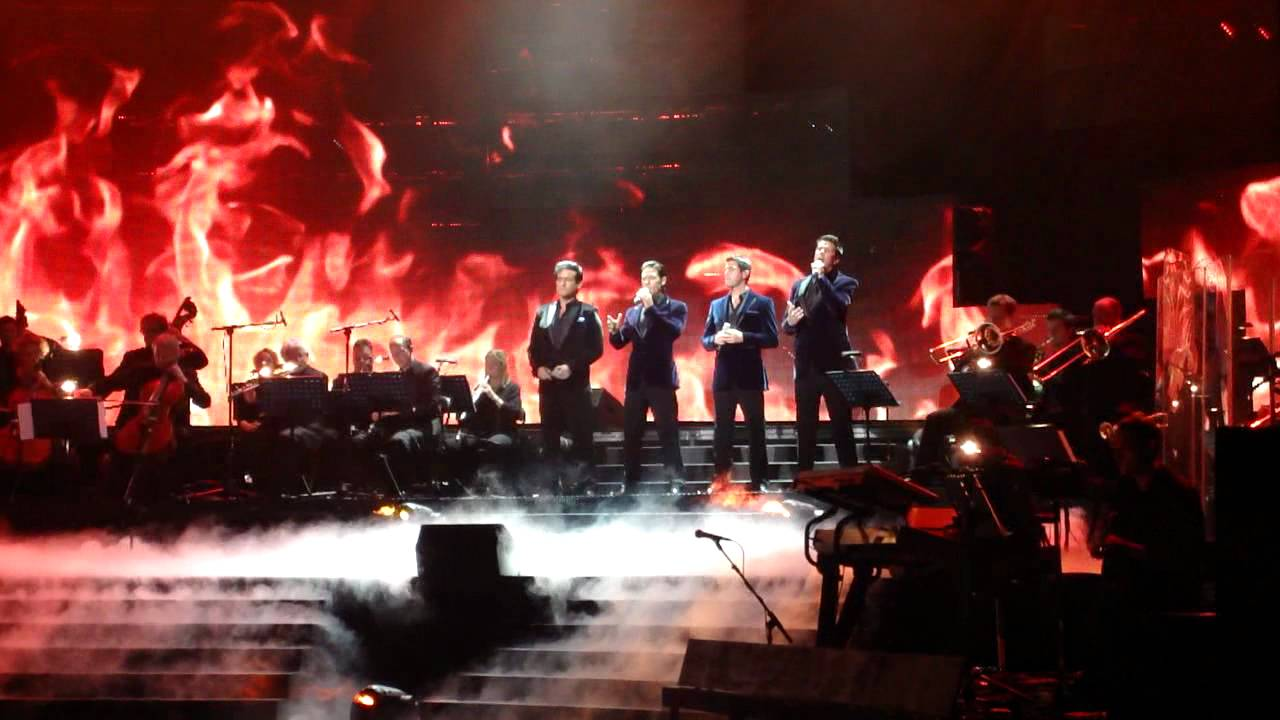 Il divo wicked game melanconia youtube for Il divo wicked game