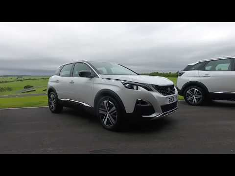 Lançamento Peugeot 3008 Griffe Pack 2019/Vrum Brasília