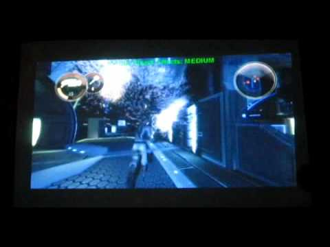 Dark Void PC Game PhysX Gaming Demo on NVIDIA GeForce GF100 Video Card