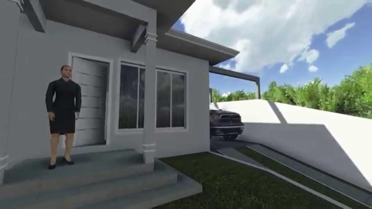 Projetos de casas projeto de casas modelo de uma casa 3 for Modelos de casas procrear clasica