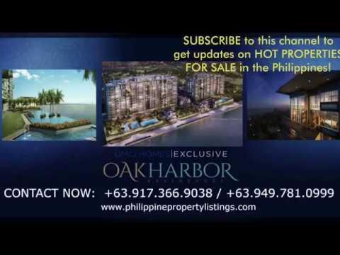 DMCI Oak Harbor Residences Project Presentation