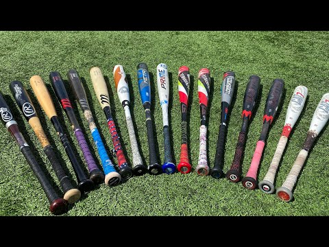 2020 Baseball Bat Collection!