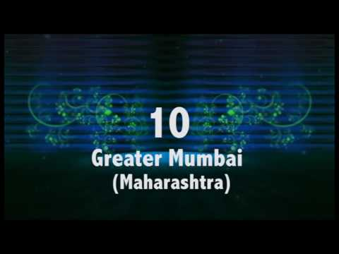 Top 10 cleanest cities in India 2017