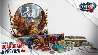 Tang Garden Board Game Preview