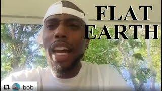 Flat Earth - Rapper B.O.B. responds to Bill Nye ✅