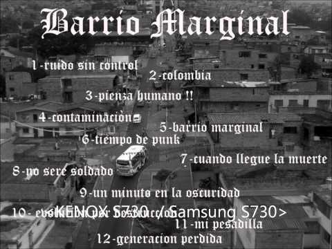 Pestes de cloaca - barrio marginal (full album)