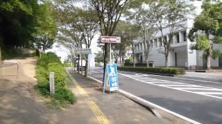 Radiation measurement 京都・夕潮台公園の放射線測定20120728