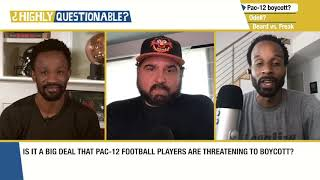 Is It a Big Deal that Pac 12 Players Are Threatening to Boycott?
