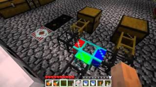 Minecraft. IndustrialCraft + BuildCraft. часть 7: трубы, автоверстак