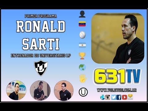 631 TV - Programa 1 - Ronald Sarti