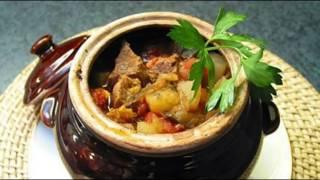 блюдо чанахи фото