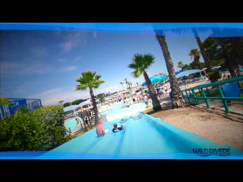 Wild Rivers Water Park in Irvine Web Promo | HD