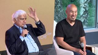 Q&A with Francis Chan and Ravi Zacharias