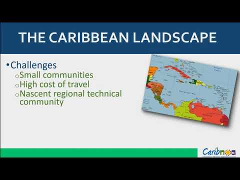 Internet Week Guyana: CaribNOG and CTU