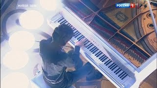 "Илья Папоян - ""Лунная соната"", 3 часть, Л. Бетховен // Синяя птица 2016"
