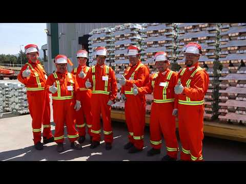 The Kitimat Aluminium Smelter