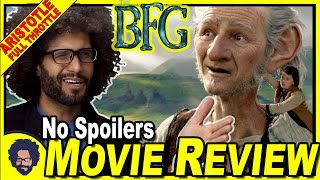 THE BFG | MOVIE REVIEW | NO SPOILERS!