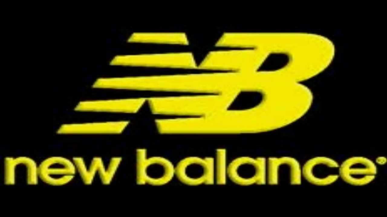new balance logo