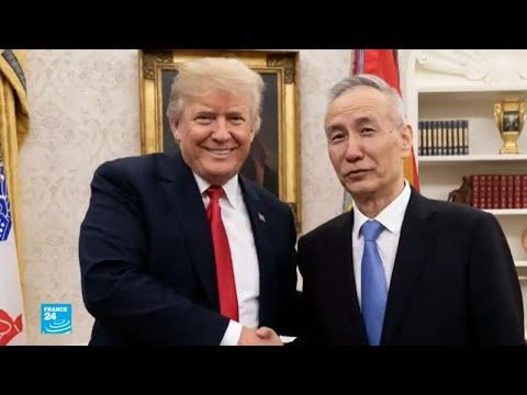 لا حرب تجارية بين الصين والولايات المتحدة