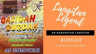 An Nabawiyah Langitan Full Album Burdah mp3 | Sholawat Langitan Lawas Full Album