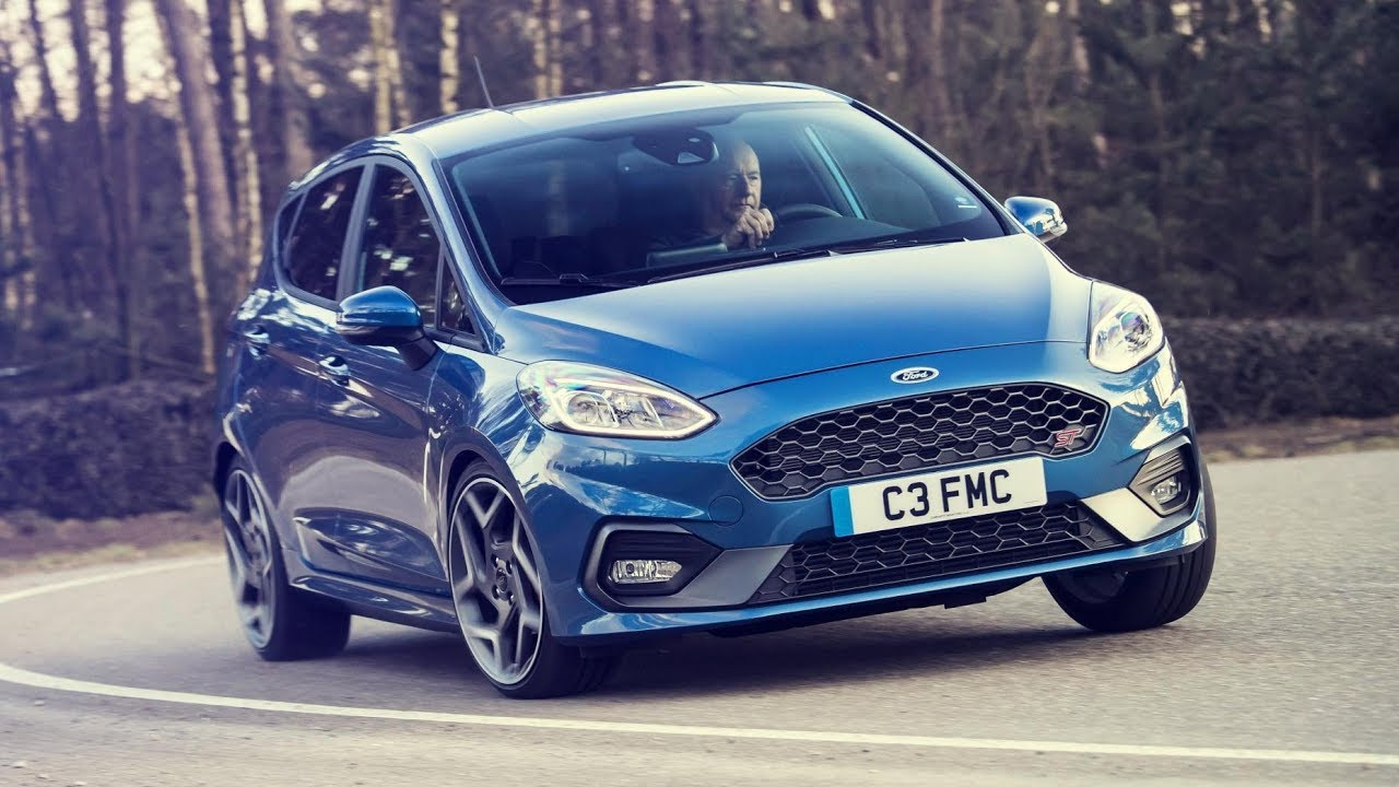 all new ford fiesta st 2019 test drive youtube. Black Bedroom Furniture Sets. Home Design Ideas