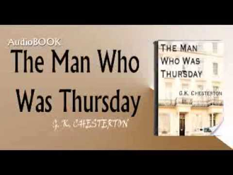 The Man Who Was Thursday Audiobook G. K. CHESTERTON