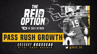 How Gregory Rousseau is Improving as a Pass Rusher