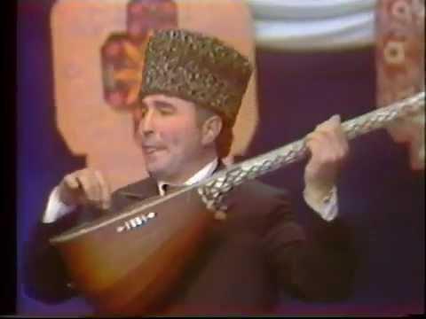 Gedebey Asiq İsbendiyar.Asiq Sayyad. Valeh Zernigar dastanı.