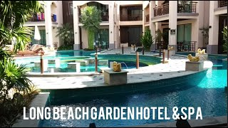 Long Beach Garden Hotel & SPA 4*, PAVILIONS (Тайланд, Паттайя)