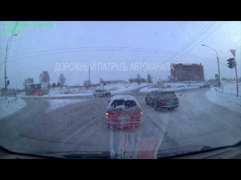 ДТП Ачинск шоссе Нефтянников