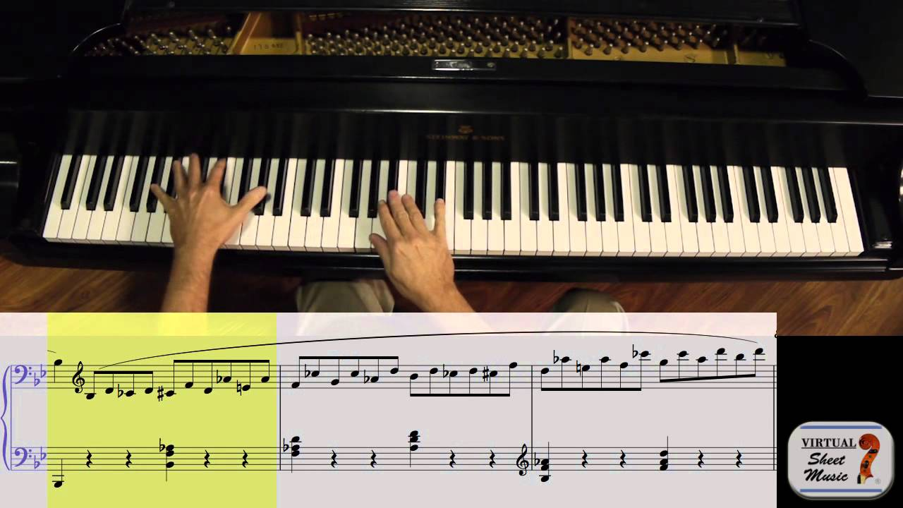 Piano Lesson - How to approach the Ballade in G minor by Chopin - Part 1