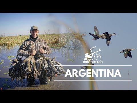 Epic Duck Hunting In Argentina | صيد البط في الأرجنتين