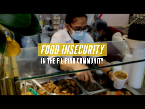 Food Insecurity in the Filipino Community | #FilipinosFeedTheFrontlines | One Down