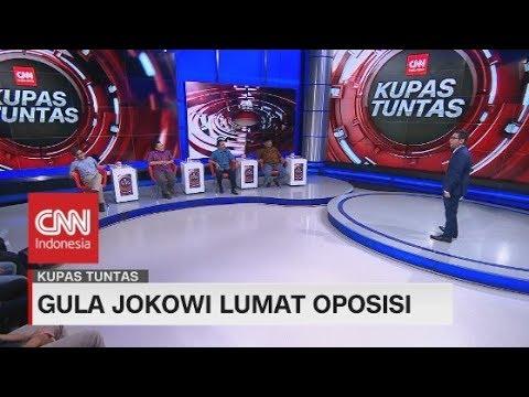 Gula Jokowi Lumat