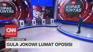 Gula Jokowi Lumat Oposisi #KupasTuntas
