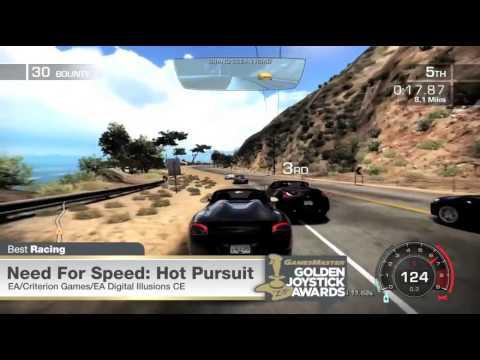 GamesMaster GJA 2011: Best Racing nominees