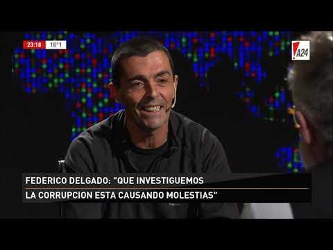 Federico Delgado en Luis Novaresio Entrevista