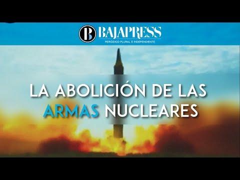 La abolición de las armas nucleares, Nobel de la Paz