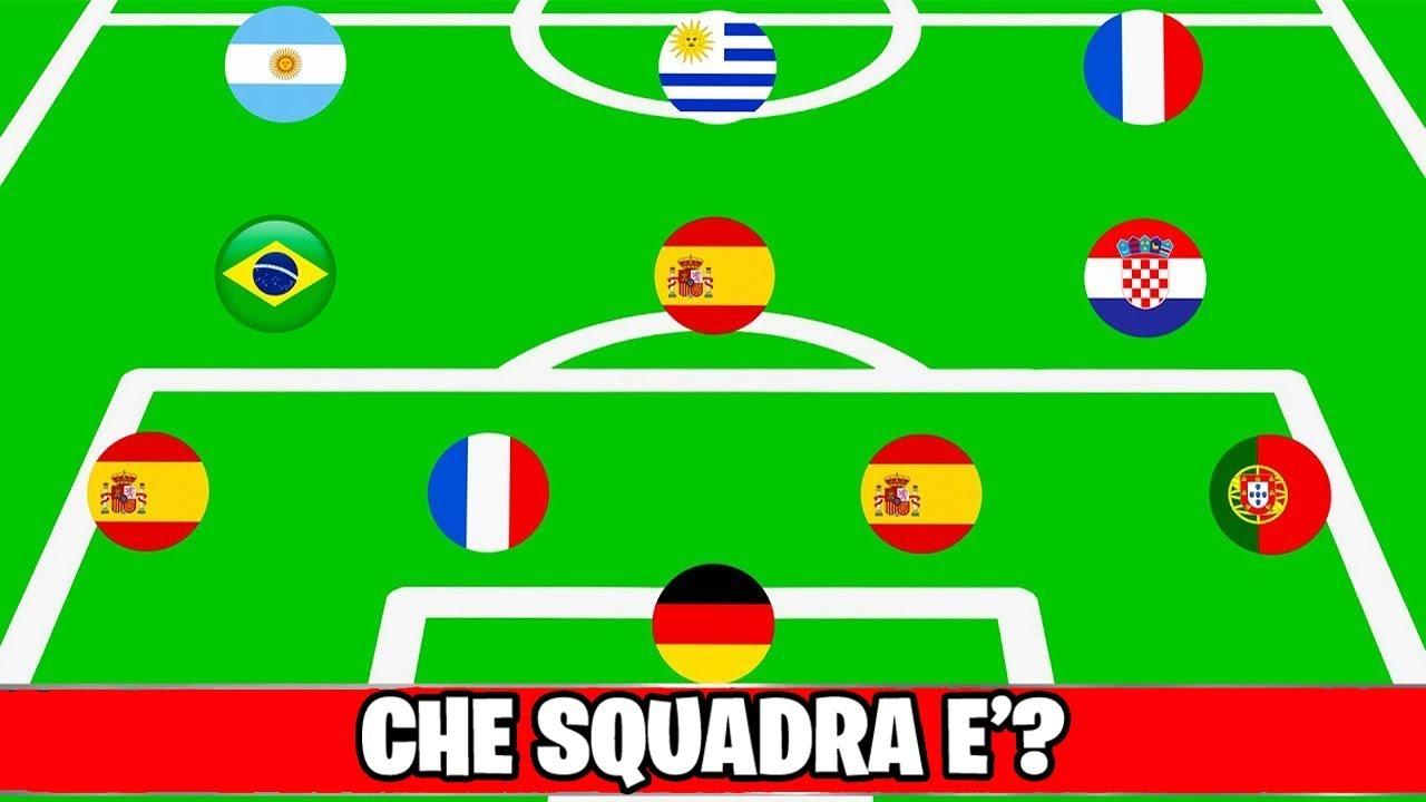 Indovina la squadra di calcio