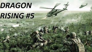 Operation Flashpoint: Dragon Rising: Walkthrough on Hardcore - Mission 5 - Powder Trail