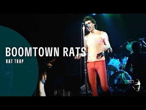 Boomtown Rats - Rat Trap (Live at Hammersmith Odeon 1978)