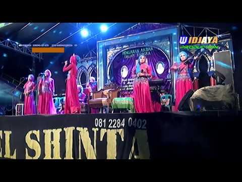 The red vocal robe of rahma anggara el shinta latest 2017