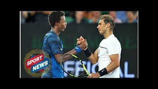 Gael Monfils reveals what he really thinks of Roger Federer and Rafael Nadal