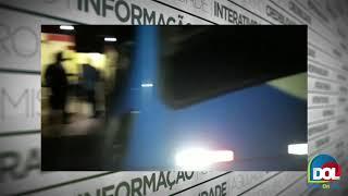 Rodoviários e passageiros de ônibus são vítimas de assalto e protestam. Veja!