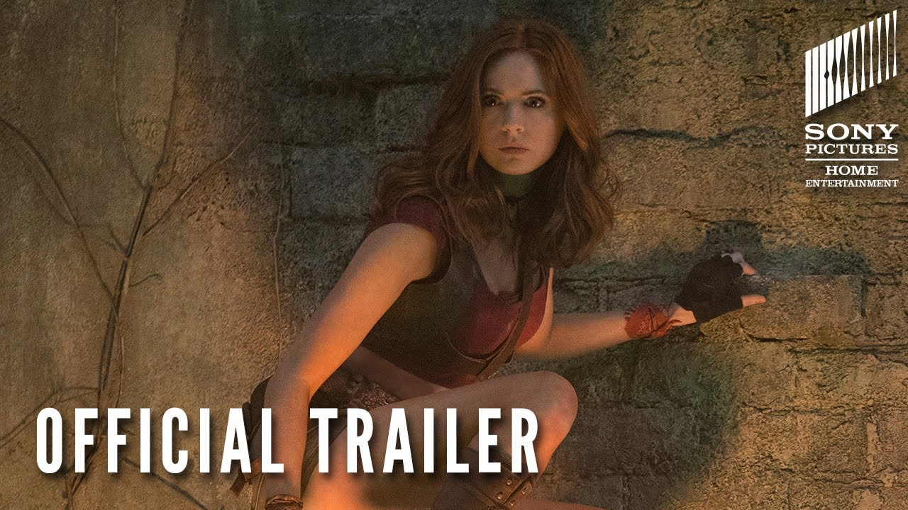 RUBY ROUNDHOUSE: KILLER OF MEN OFFICIAL TRAILER - (JUMANJI: THE NEXT LEVEL Now on Digital!