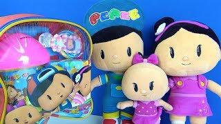 Pepee Game Box oyunu nasıl oynanır Pepee Şila Bebee ile puzzle oyunu Pepee Lolliboni sihirli çanta