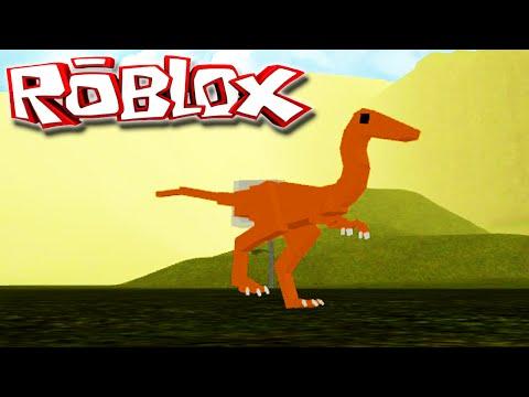 "Dinosaur Simulator ""Roblox"" (Gameplay/PT-BR) - Meus Amiguinhos "" Ornithomimus "" (#3)"