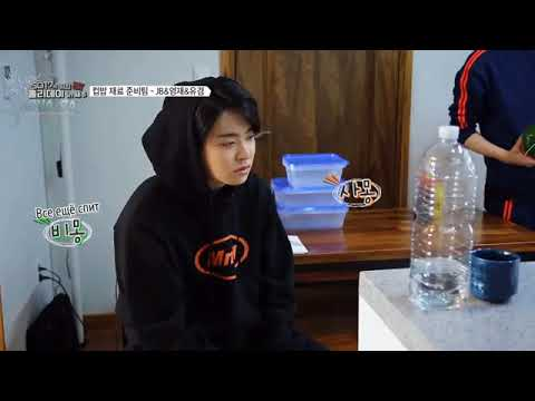 [Rus]GOT7 WORKING EAT HOLIDAY IN JEJU